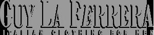 Guy La Ferrera Italian Clothing for Men – Boca Raton Logo